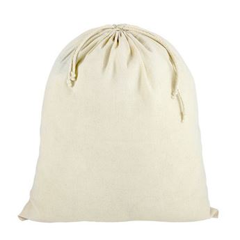 Cotton Drawcord Bag, BAG20004