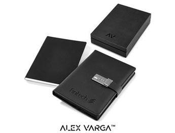 Alex Varga Chapman Code-Lock Notebook, AV-19039