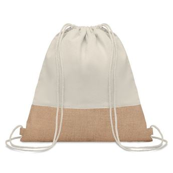 Cotton Jute String Bag, SB9516