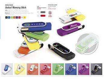 Swivel Memory Stick - 16Gb, IDEA-3044