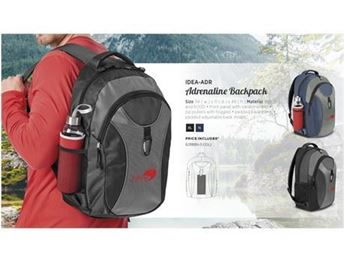 Adrenaline Backpack, IDEA-ADR