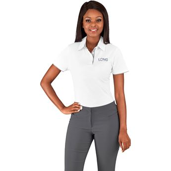 Ladies Delta Golf Shirt, BAS-11203