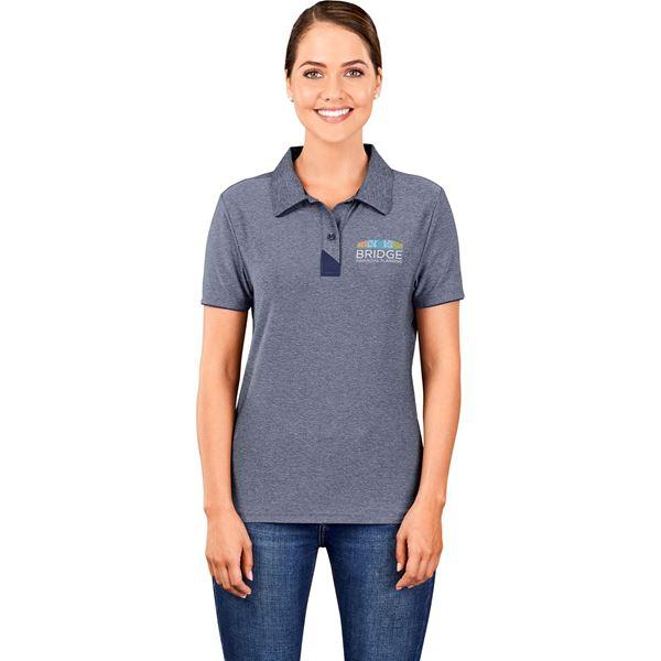 Ladies Cypress Golf Shirt, SLAZ-11417