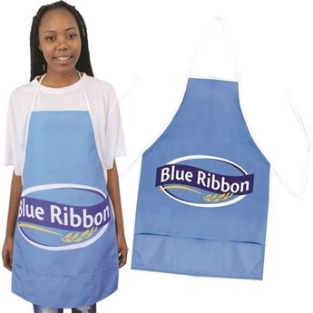 Alsen Full Colour Apron With Pocket With Full Colour Print, APP1031