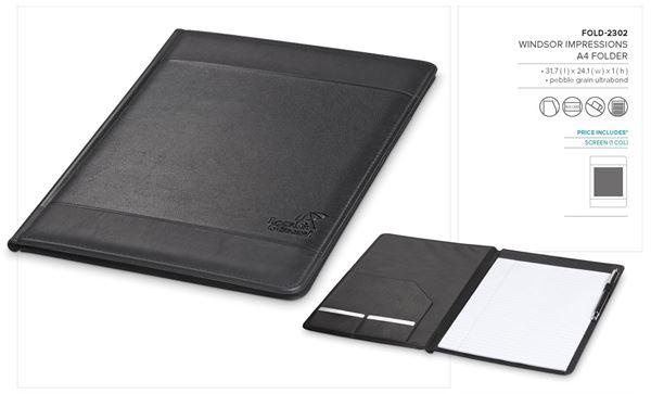Windsor Impressions A4 Folder, FOLD-2302