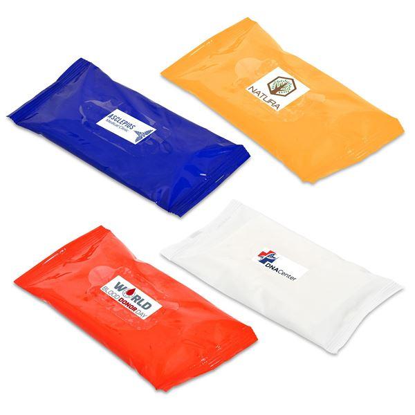 Go-Bac Sanitizing Wet Wipes, IDEA-5227