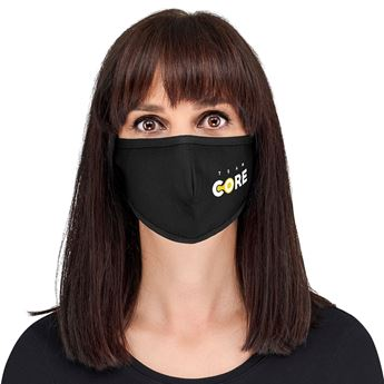 Iona Adults Double-Layer Ear Loop Face Mask, HWB-9927