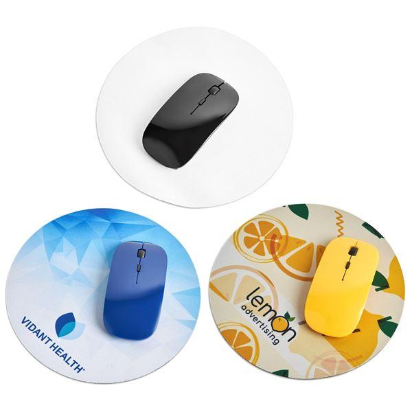 Scrollgiene Antibacterial Mouse Pad, TECH-5248