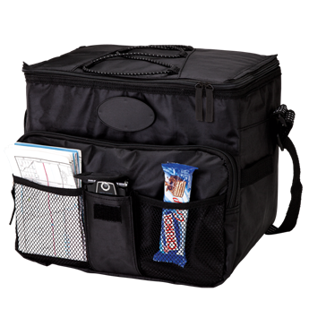 Picture of 18 Can Cooler with 2 Front Mesh Pockets
