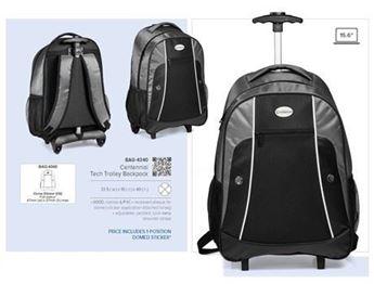 Centennial Tech Trolley Backpack, BAG-4340