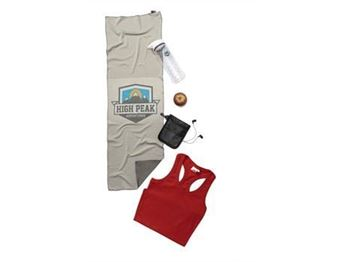 Arctic Zone Sports Towel - Grey, GIFT-17162