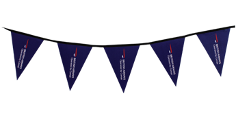 Triangle Bunting, EVE001
