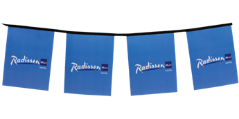 Rectangle Bunting, EVE003