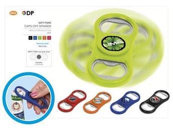 Caps-Off Spinner, GIFT-17205