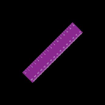 15Cm Jumbo Ruler, OFF154