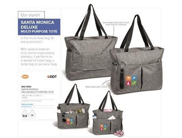 Multipurpose Tote Bag