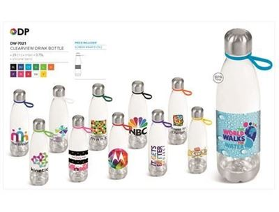 Clearview Water Bottle - 750Ml, DW-7021