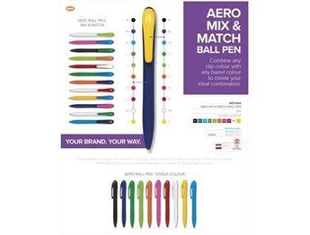 Aero Mix & Match Ball Pen, PEN-1920