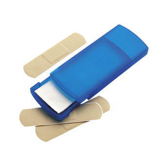 5 Plasters In Plastic Case, BH1020