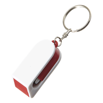 3 In 1 Keychain With Mobile Phone Holder And Screen Cleaner, BK7309