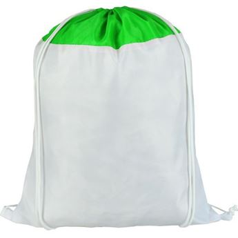 Basque Drawstring With Spot Sublimation, BAG702