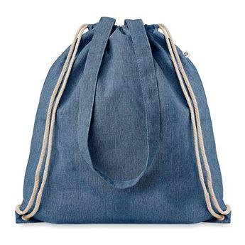2 Tone Cotton String Bag, SB6039