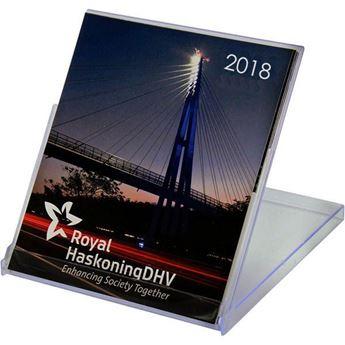 CD Case Calendar Stand, CAL011