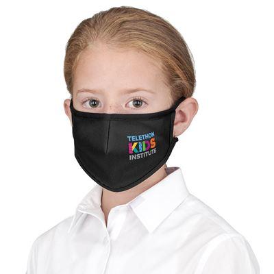 Alto Kids Double Layer Tie-Back Face Mask, HWB-9947