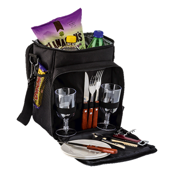 2 Person Picnic Set And Cooler, BR0046