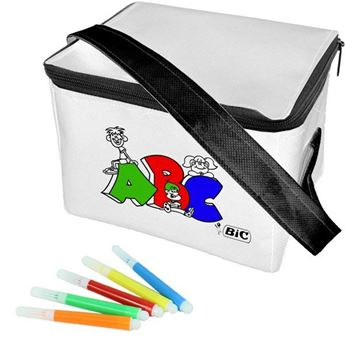 Kiddies 6 Can Colouring Cooler, COOL129