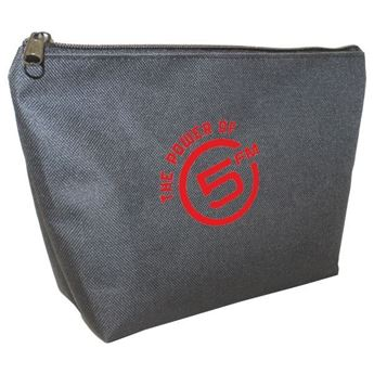 Journey Cosmetic Bag With 1 Col Screen Print, BAG2014